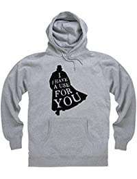 Inspired By Taboo - I Have A Use For You Hoodie, Herren