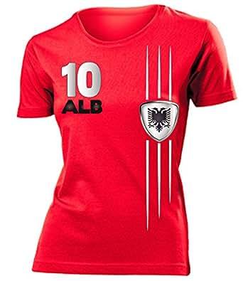 ALLE 24 TEILNEHMER DER EM 2016 ALS COOLES FANSHIRT – Europameisterschaft – T-Shirt Damen S-XXL