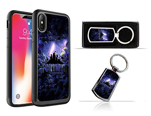HTC DESIRE 530 FORTNITE VIDEO GAME HANDYTASCHE Hülle COVER, UNIQUE CUSTOM PRINTED DESIGN HARD BACK THIN BUMPER PHONE HANDYTASCHE Hülle WITH COMPLIMENTARY COOL METAL KEYRING/ HTC DESIRE 530 - FORTNITE, BATTLE ROYALE DESIGN 00012 - 530 Video
