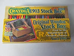 Crayola Crayons 1903 Stock Box with 50 ct. by ACMI