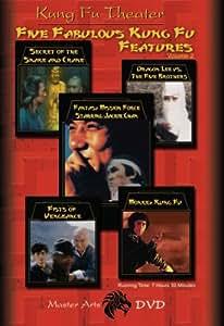 Five Fabulous Kung Fu Feature 2 [DVD] [1976] [Region 1] [US Import] [NTSC]
