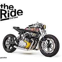 The Ride 2nd Gear New Custon Motorcycles and Their Builders. Rebel Edition