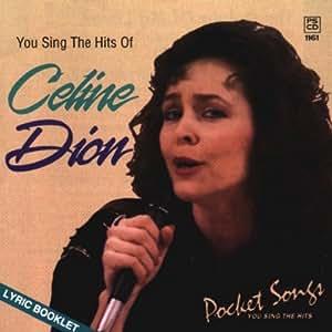 Hits Of Celine Dion [KARAOKE]