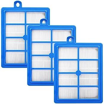 Filter Set passend Philips FC8760 FC8761 FC8764 FC8766 FC8767 FC8769 Power Pro