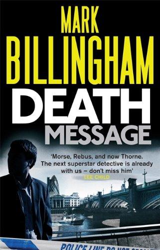 Death Message (Tom Thorne 7)