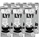 Oatly - Oat Drink Barista Edition' - Pack of 6 (6x 1 liter)