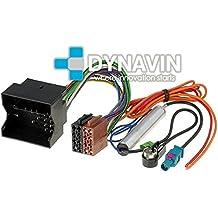 ISO-PSA.2003 - Conector iso universal para instalar radios en Peugeot y Citroen