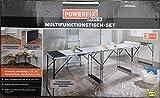 Multifunktionstisch Tapeziertisch Campingtisch Klapptisch Tisch Arbeitstisch