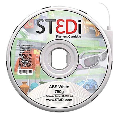 st3di 946423–Pack von 11+ 1Bleistifte Plastidecor Strukturpapier, grün (Filamento Abs)