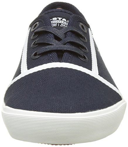 G-STAR RAW Damen Kendo Sneakers Blau (dark navy 881)