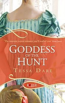 Goddess of the Hunt: A Rouge Regency Romance by [Dare, Tessa]
