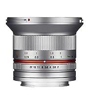 Samyang F1220510102 - Objetivo fotográfico CSC-Mirrorless para Fuji X (D...