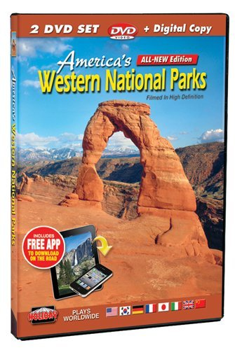 Preisvergleich Produktbild America's Western National Parks 2: Second Edition 2 DVD Set