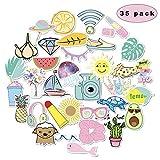 Sunshine smile Aufkleber für Wasserflaschen,Dekorative Aufkleber, Wasserdicht Vinyl Stickers Decals,Laptop zufällige Aufkleber Pack,kofferAufkleber,Vinyl-Graffiti-Aufkleber
