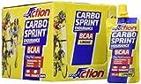 ProAction Carbo Sprint BCAA (limone, confezione da 32 pezzi da 50 ml)