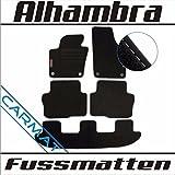 CARMAT Fussmatten mit LOGO SE/ALH7Y10/L/B