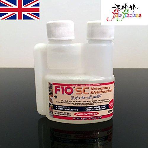 f10-sc-100ml-veterinary-disinfectant-birds-pet-bird-reptiles-cage-cleaner-vet