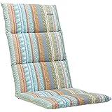 Kettler Advantage Chaises & Chaise avec dossier kte14Coussin pour fauteuil dess. 786Multicolore 120x 48x 6cm