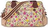 Pink Lining Not So Plain Jane Cottage Garden Changing Bag