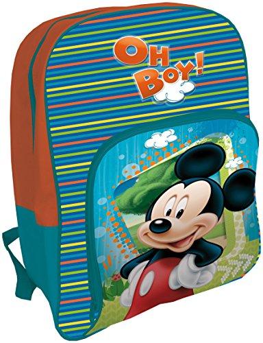 Arditex - 009121 - Sac À Dos pour La Crèche Et Les Maternelles - Mickey Mouse - 33 X 42 X 15 Cm