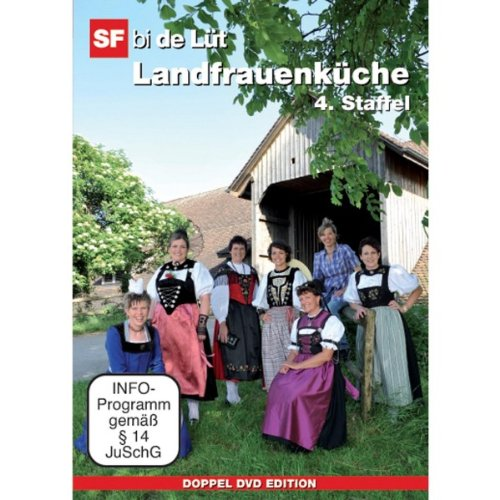 Sf bi de Lüt - Landfrauenküche 4.Staffel