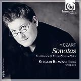 Sonates / Wolfgang Amadeus Mozart | Mozart, Wolfgang Amadeus (1756-1791). Compositeur