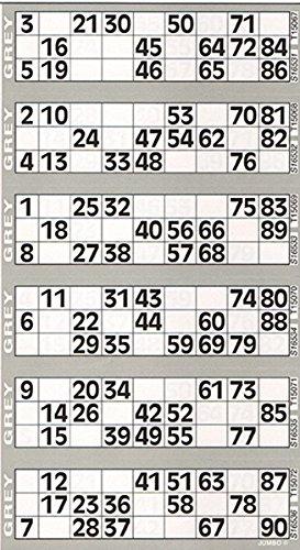 Jumbo Bingo (GRIS)