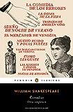 Comedias (Obra completa Shakespeare 1) (PENGUIN CLÁSICOS)
