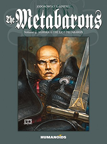 Metabarons Vol 4: Aghora And The Last Metabaron, The