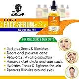Hyaluronsäure Gesichtsserum | Vitamin C Retinol Serum Bestes für Anti-Aging, Anti Falten. - 3