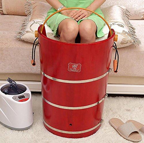 XWQ Barillet De Pied / Chauffage Fumigation Baril / Baignoire À Pied À Température Constante / Ménage Avec Couvercle Pied Baril / Barils De Santé De 60cm