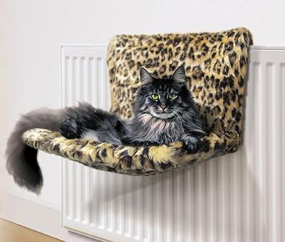 Danish Design Pet Products Ltd Cat Kumfy Kradle Leopard