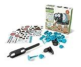 Makedo Find and Make - Juego de manualidades, diseño de elefante, color azul y negro