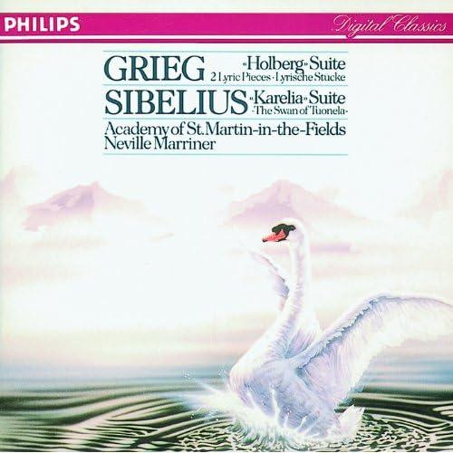 Sibelius: Karelia Suite; Swan of Tuonela/Grieg: Holberg Suite