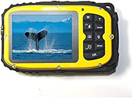 PowerLead Gapo G051 2.7 inch LCD Cameras16MP Digital Camera Underwater 10m Waterproof Camera+ 8X Zoom