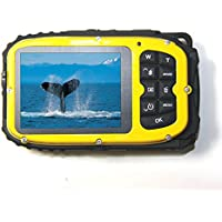 PowerLead Gapo G051 2.7 inch LCD Cameras16MP Digital Camera Underwater 10m Waterproof Camera+ 8X Zoom