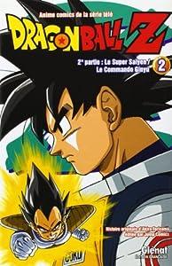 Dragon Ball Z Edition simple Cycle 2 - Le Super Saïyen/Le commando Ginyu - Tome 2