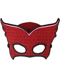 644911ac4356 PJ Masks Super Pigiamini 2200-2599 Cappello Invernale 3D, Maschera,  Acrilico, Bambina