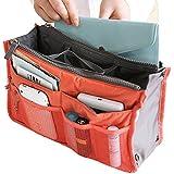 E-Goal multifonction Portable Cosmetic Zipper Case