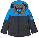 Ziener Kinder Aikimo Jun (Jacket Ski) Skijacke, Denim, 140