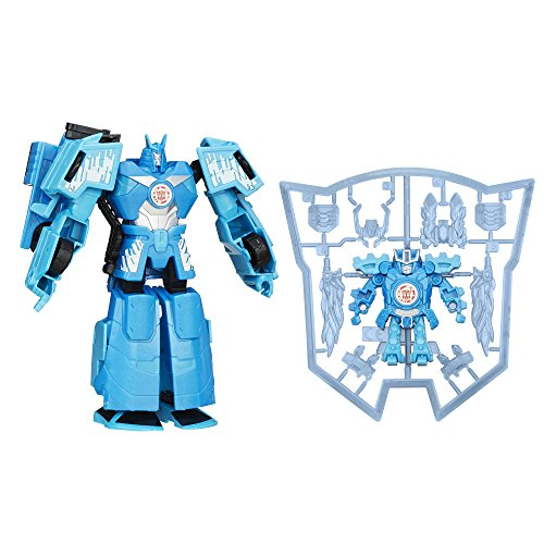 Transformers - Robots In Disguise - Mini-Con Deployers - Blizzard Strike - Autobot Drift & Jetstorm - Action Figuren