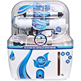 DEAL AQUAGRAND 10 Litres Aqua Swift RO+UF+UV+MINERAL+TDS Controller 10 Stage Water Purifier (White)