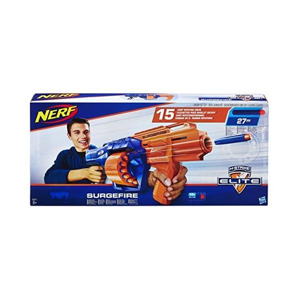 StillCool Nerf Munizioni Dardi Proiettili proiettili Nerf Munizioni a Freccette Compatibili con Tutte Le Pistole Giocattolo Nerf 7.2cm Schiuma Freccette Ricariche Dardi Proiettili per Nerf /…