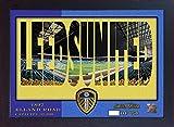SGH SERVICES Poster Leeds United Elland Road Stadium