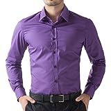 Mens Shirt Office PJ5252-6 XL
