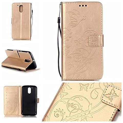 Nancen Motorola Moto G4 / G4 Plus (5,5 pouces) Coque,