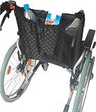 Rollstuhlnetz Rollstuhl Einkaufsnetz mit Innenfutter