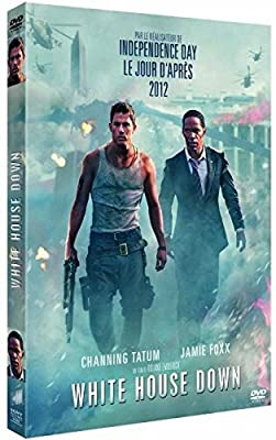 White House Down by Channing Tatum