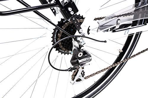 E-Trekkingfahrrad 28 Zoll Alu Damen Bike Bild 3*