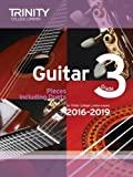 Guitar Exam Pieces Grade 3 2016-2019